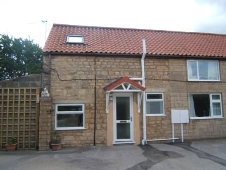 1 bed end terrace house for sale in Brayland Court, Sleaford Road, Branston, Lincoln LN4