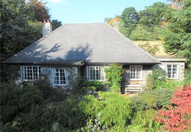 Thumbnail Detached bungalow for sale in Stone Lane, Near Drewsteignton, Chagford, Devon.