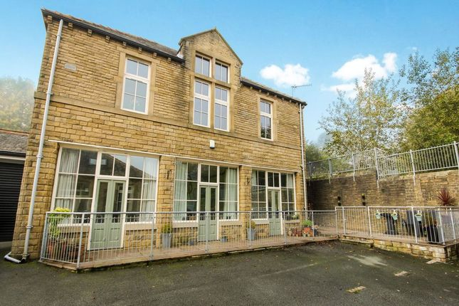 3 bed detached house for sale in The Lodge Butt Lane, Haworth, Keighley