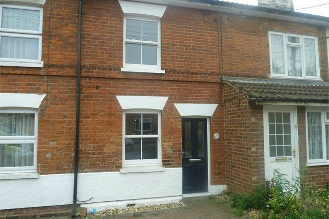 Thumbnail Terraced house to rent in Manor Street, Braintree