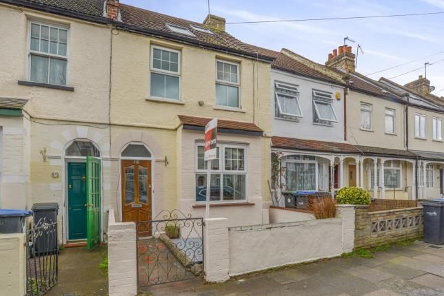 Thumbnail Terraced house for sale in Percival Road, Enfield, London, Enfield