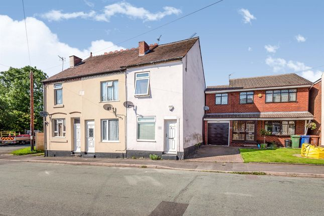 2 bed end terrace house for sale in Bank Street, Heath Hayes, Cannock WS12
