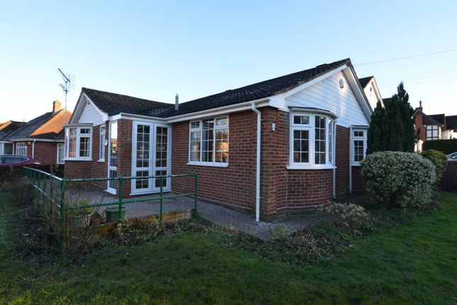 Thumbnail Detached bungalow for sale in The Drive, Sidcup