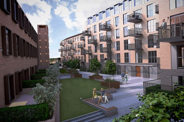 Thumbnail Flat for sale in Leigh St, Wycombe