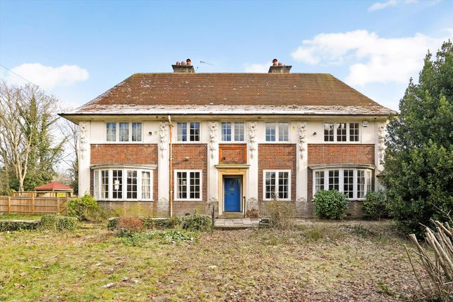 Thumbnail Land for sale in Manor Lodge, Rickmansworth Road, Northwood
