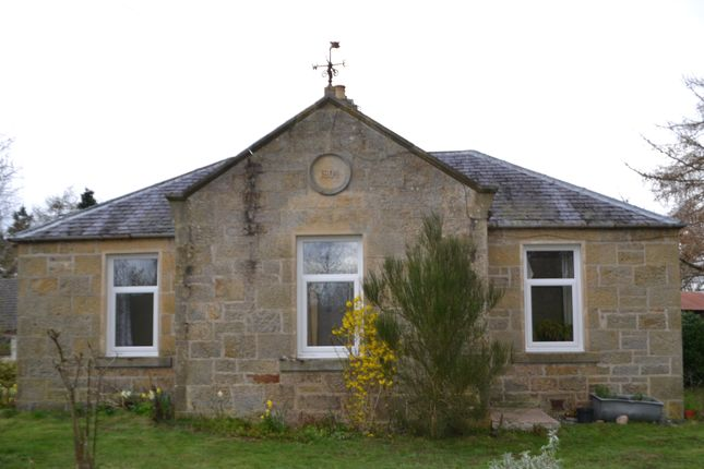 Thumbnail Detached bungalow for sale in Kintessack, Forres