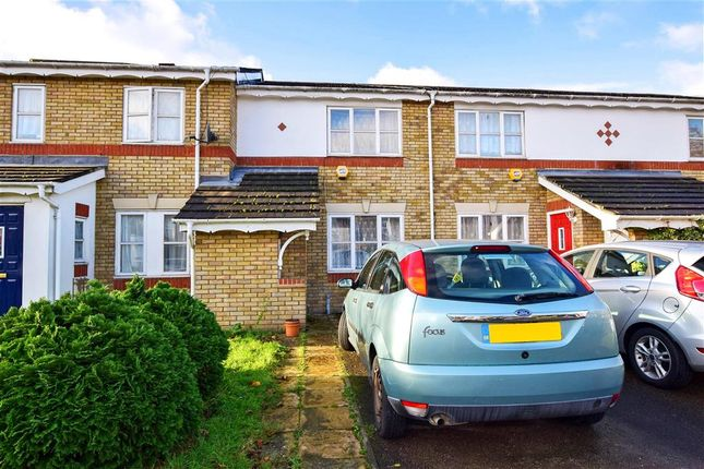 Thumbnail Terraced house for sale in Quaker's Place, Forest Gate, London