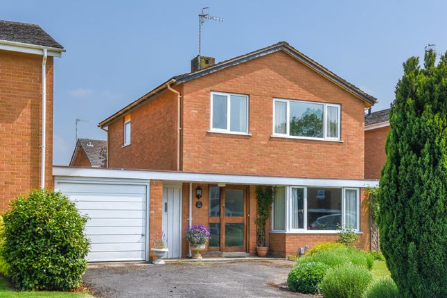 Thumbnail Link-detached house for sale in The Willows, Stratford-Upon-Avon
