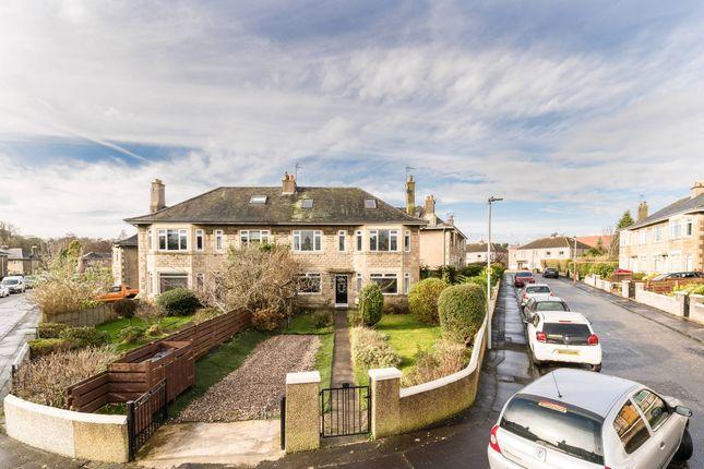 Thumbnail Flat for sale in Corbiehill Place, Edinburgh