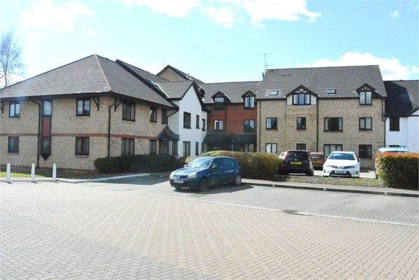 Thumbnail Flat for sale in The Hawthorns, Caerleon, Newport