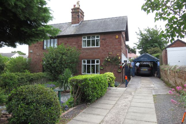 Thumbnail Semi-detached house for sale in Black Horse Hill, West Kirby, Wirral