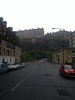 Exterior of Spittal Street, Edinburgh EH3