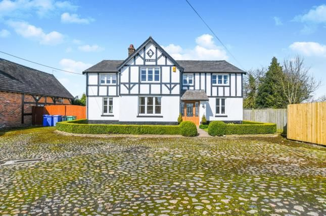 Thumbnail Detached house for sale in Cartridge Lane, Grappenhall, Warrington, Cheshire