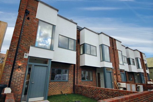 Thumbnail End terrace house for sale in Marmion Road, Hove