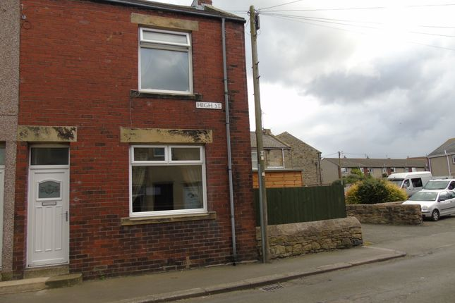 Thumbnail Terraced house for sale in High Street, Amble, Morpeth
