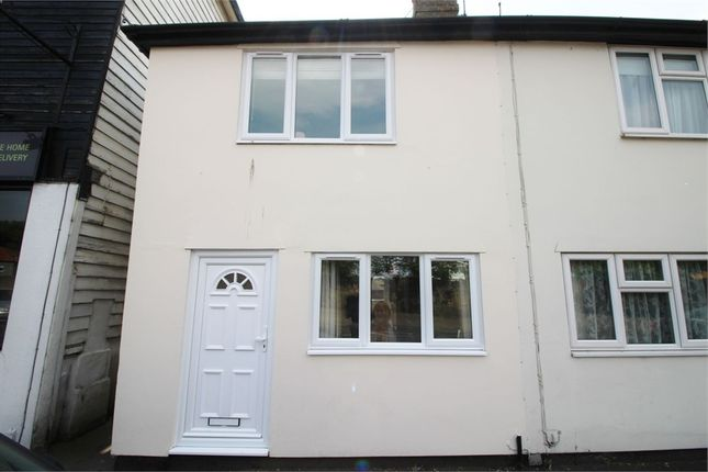 Thumbnail End terrace house for sale in The Street, Heybridge, Maldon, Essex