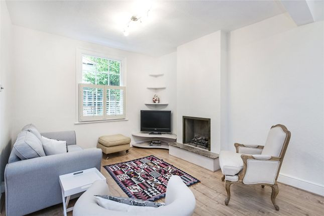 Reception of Sutherland Road, Chiswick, London W4