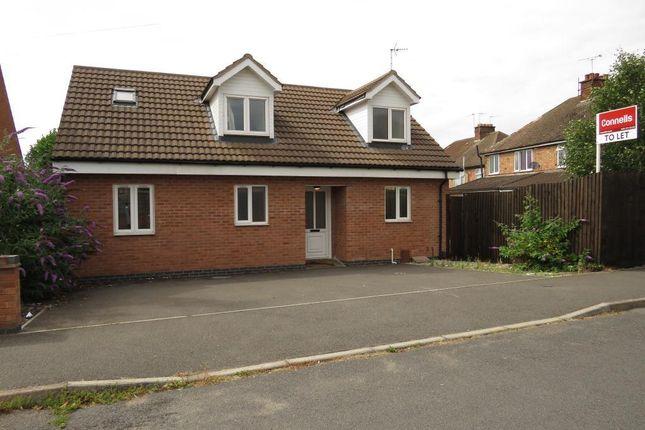 Thumbnail Detached bungalow to rent in Bradgate Drive, Wigston