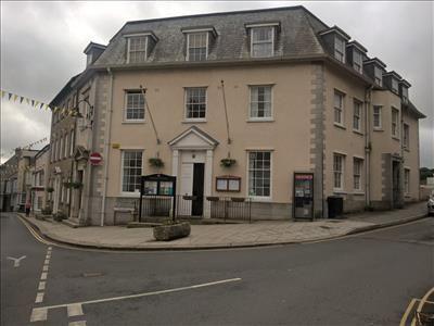 Thumbnail Office to let in Ground Floor, Saracen House, Higher Market Street, Penryn, Cornwall