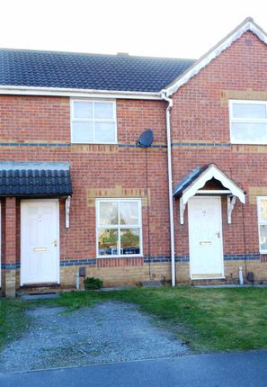 Thumbnail Town house to rent in Rose Walk, Scunthorpe
