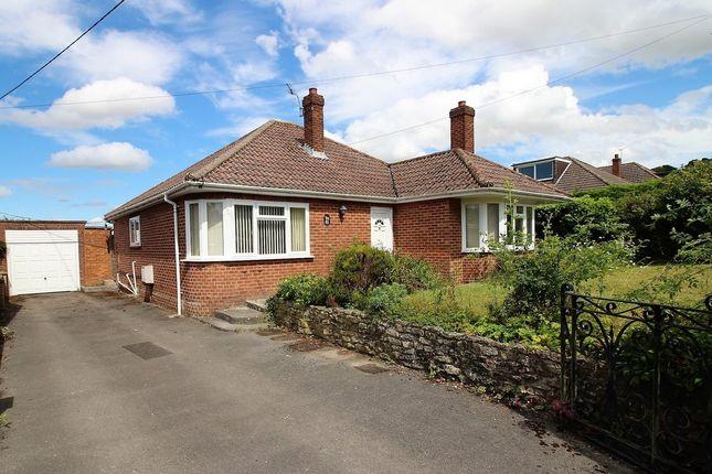 Thumbnail Detached bungalow for sale in Newtown, Westbury