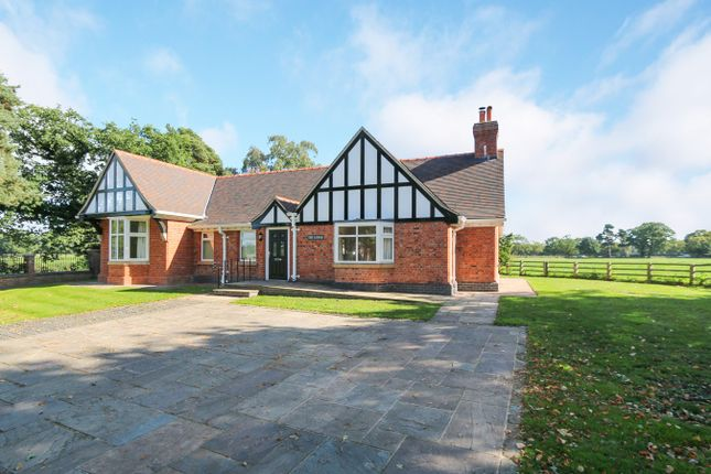 Thumbnail Detached house to rent in Forty Acre Lane, Kermincham, Crewe