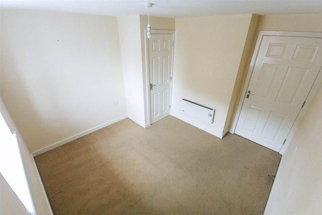 Bedroom of Chapel Annexe, 8 Anglesea Terrace, Southampton SO14