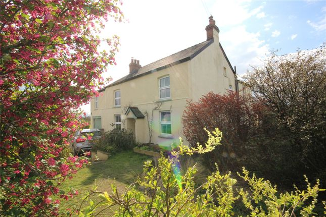 Thumbnail Detached house for sale in Trefecca, Talgarth, Brecon, Powys
