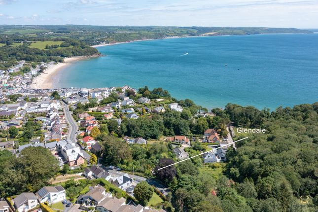 Thumbnail Detached bungalow for sale in St. Brides Hill, Saundersfoot