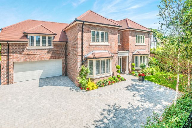 Thumbnail Detached house for sale in Westmorland Road, Maidenhead