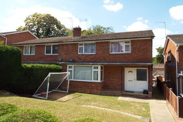 Thumbnail Semi-detached house to rent in Ashdown Close, Eastleigh