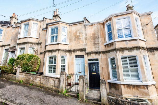 Thumbnail Terraced house for sale in Brunswick Street, Bath