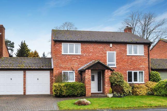 Thumbnail Detached house for sale in Gooseacre, Radley, Abingdon