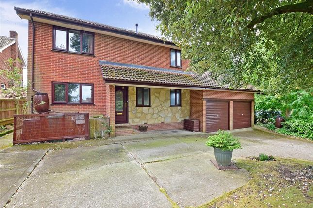 Thumbnail Detached house for sale in Ampthill Road, Ryde, Isle Of Wight