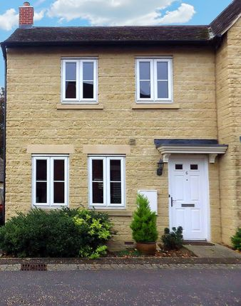 Thumbnail Terraced house to rent in Collier Crescent, Witney, Oxfordshire