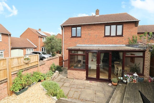 3 bed detached house for sale in Carpenters Close, Cropwell Butler NG12