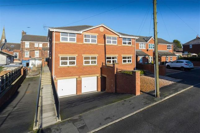2 bed block of flats for sale in Poplar Avenue, Kirkham, Preston