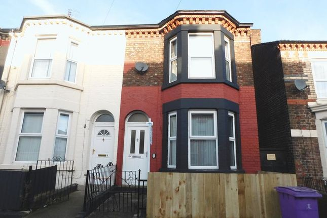 Thumbnail Property to rent in Dunluce Street, Walton, Liverpool