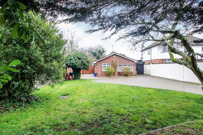 Thumbnail Detached bungalow for sale in Toms Lane, Kings Langley