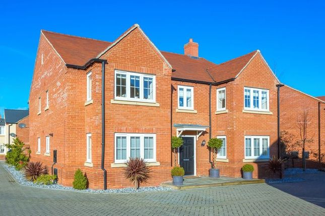 Thumbnail Detached house for sale in Turnpin Close, Buckingham