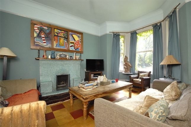 Thumbnail End terrace house for sale in Overhill Road, London