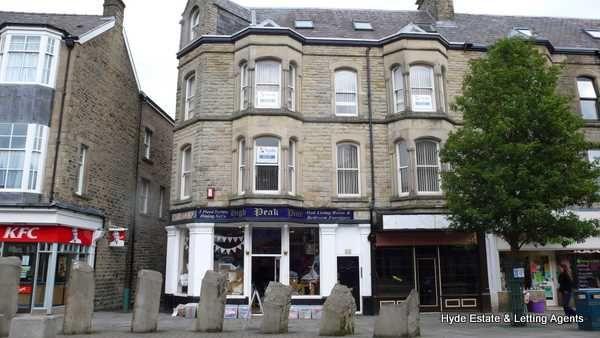 Thumbnail Flat to rent in Flat 2, Spring Gardens, Buxton