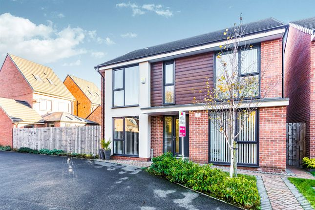 Thumbnail Detached house for sale in Grosvenor Walk, Barnsley