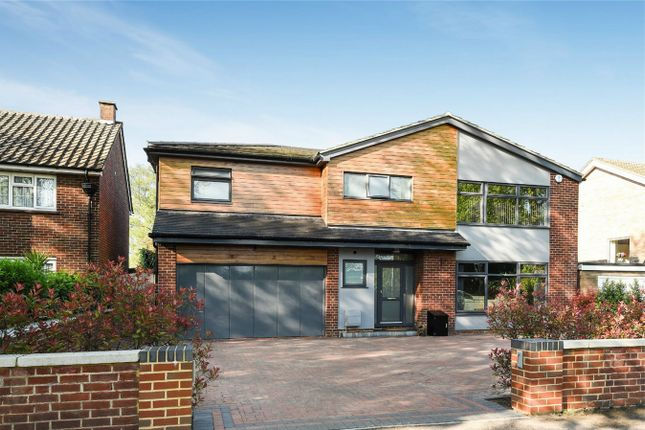 Thumbnail Detached house for sale in Polhill Avenue, Bedford