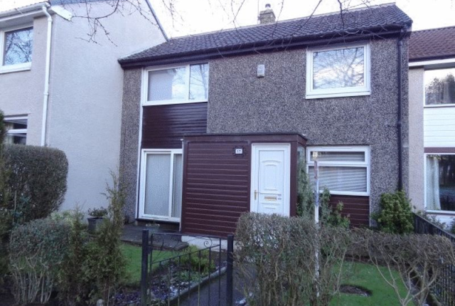 Thumbnail Terraced house to rent in Alves Drive, Glenrothes, Fife 2Jz