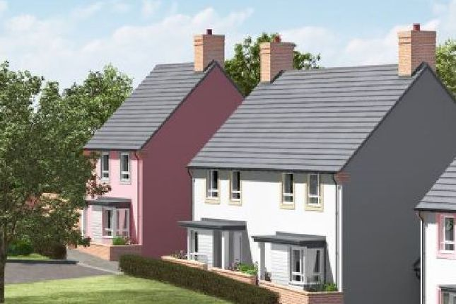 Thumbnail Semi-detached house for sale in Charlton Mead, Charlton Marshall, Blandford Forum