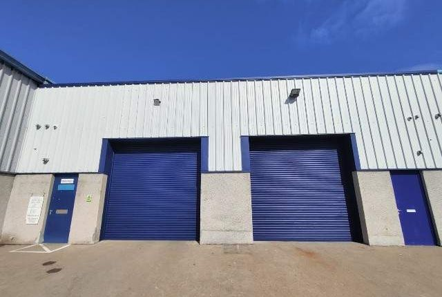 Thumbnail Light industrial to let in Scotstown Road, Aberdeen
