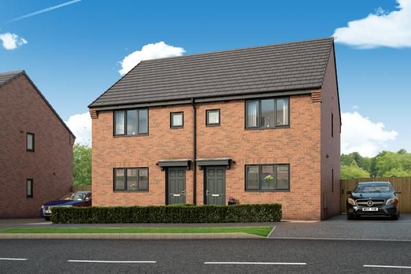 "Thumbnail Property for sale in ""The Hexham At Timeless, Seacroft"" at York Road, Leeds"