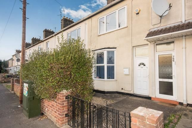 Thumbnail Terraced house for sale in Lincoln Road, Peterborough, Cambridgeshire