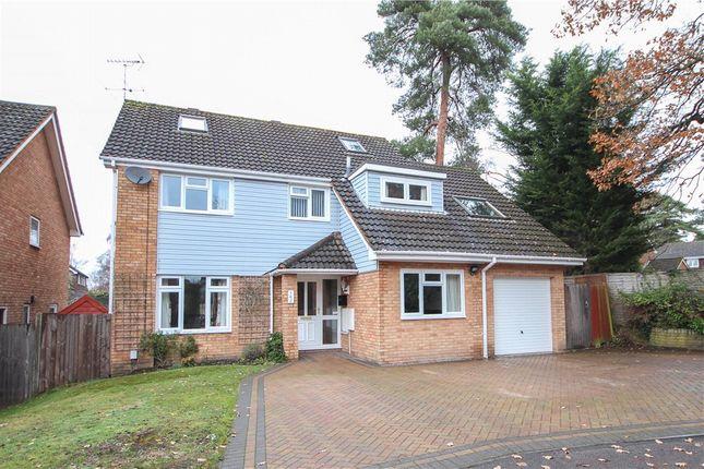 Thumbnail Detached house for sale in Tavistock Road, Fleet